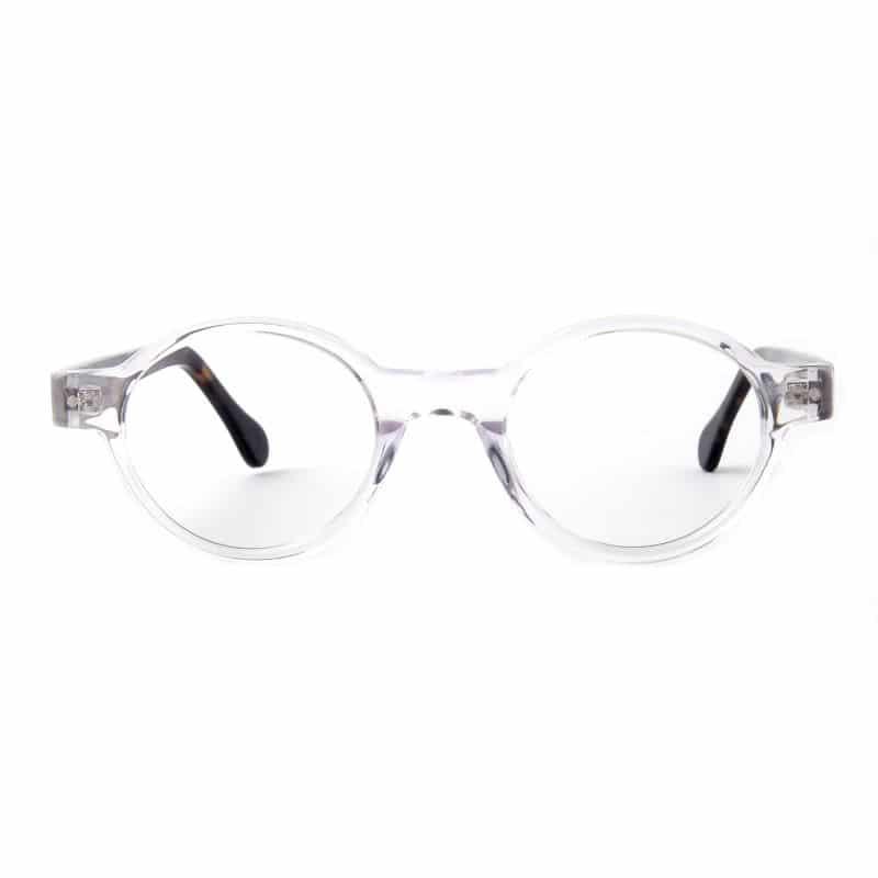 Lunettes de vue « Gwenn » cristal