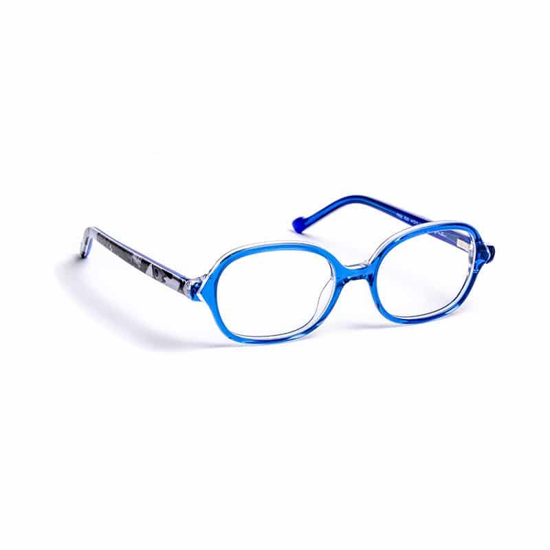 Lunettes de vue « Free » bleues