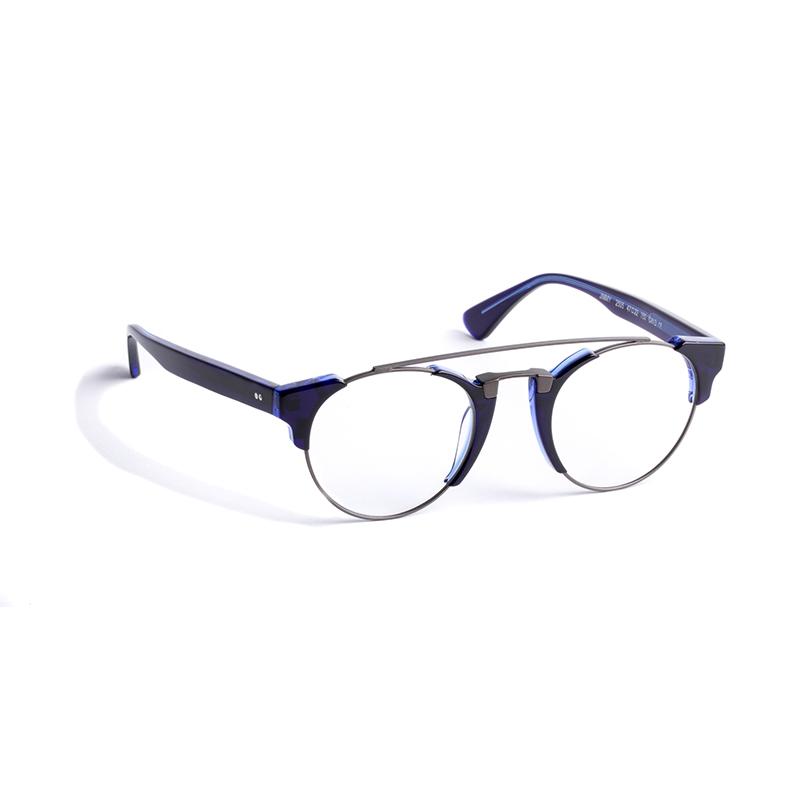 Lunettes de vue « JIMMY » bleues