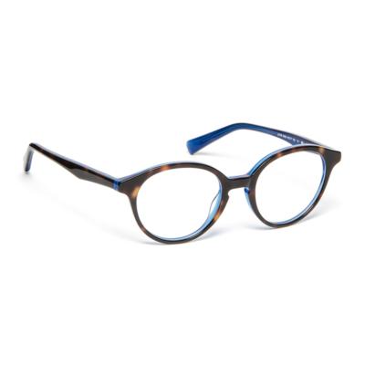 Lunettes de vue « Lutin » bleues