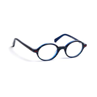 Lunettes de vue « Oasis » bleues