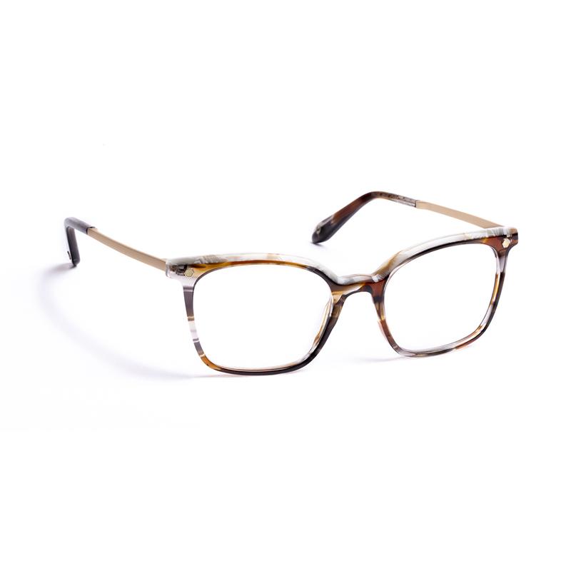 Lunettes de vue « PA056 » marrons
