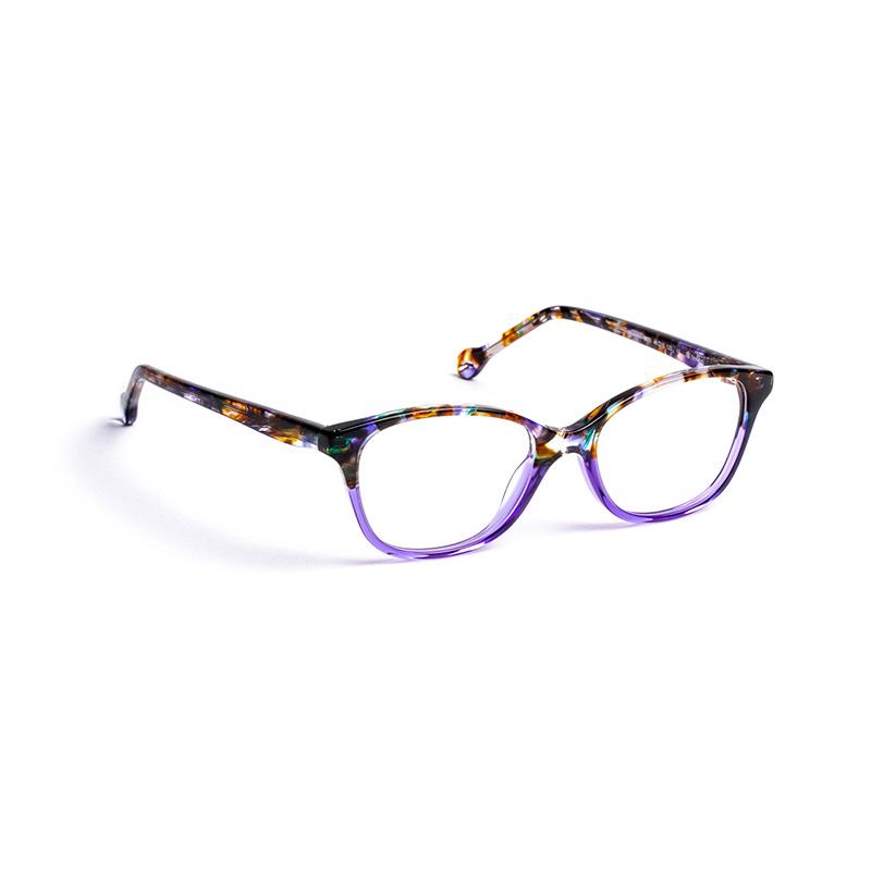 Lunettes de vue « Sahara » violettes