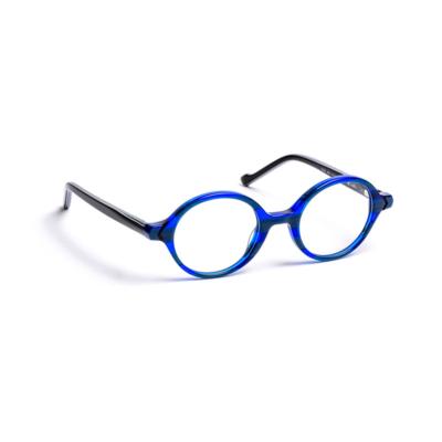 Lunettes de vue « Slide » bleues