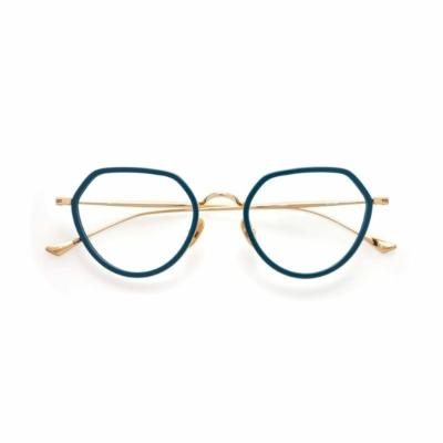 Lunettes de vue « Archer » bleues