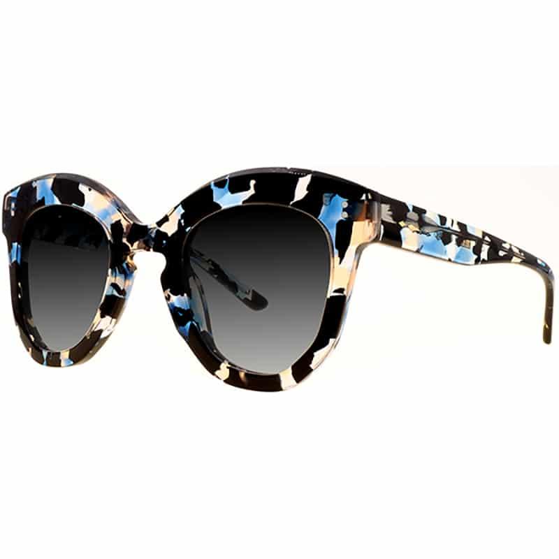 Lunettes de soleil « Colette » noires