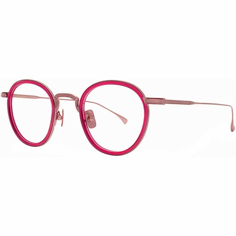 Lunettes de vue « Courcelles » roses