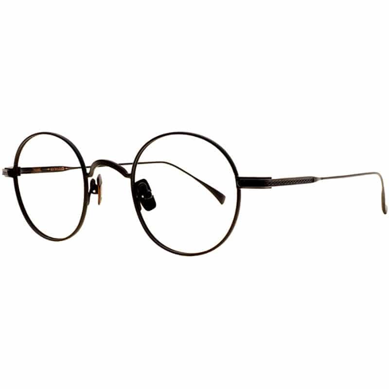 Lunettes de vue « Raspail » noires