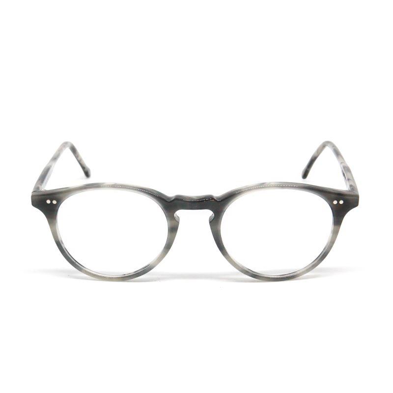 Lunettes de vue « Cocteau » grises