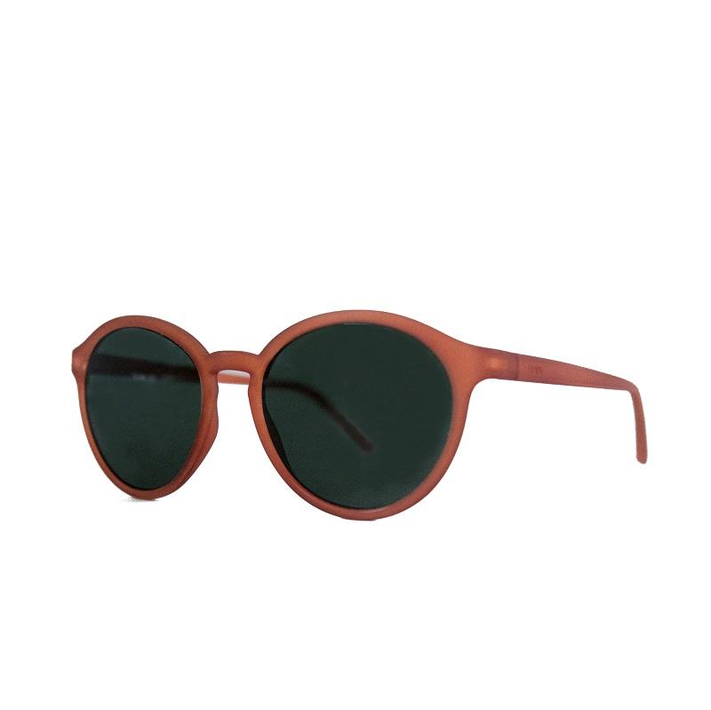 Les petits yeux verts-lunettes enfants soleil