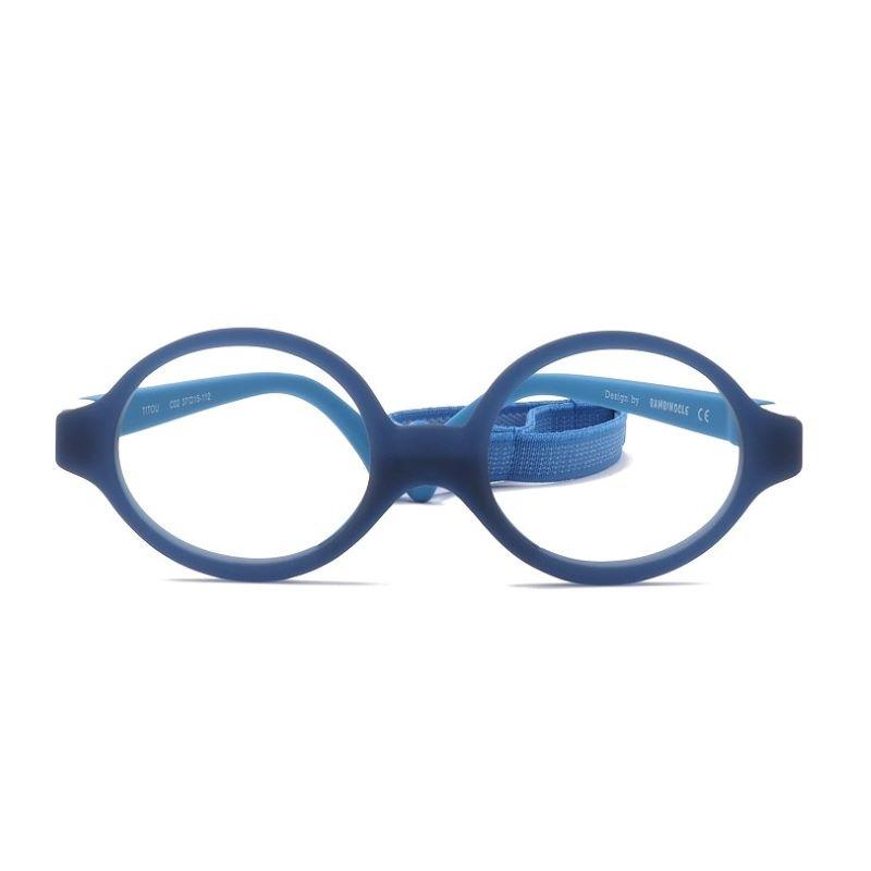 Lunettes bébé Bambinocle bleue