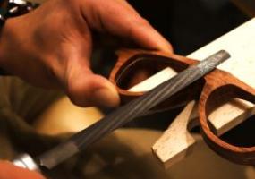 Lunettes en bois, lunettes recyclées, IRIS&OCTAVE Bordeaux