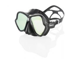 masques de plongée à la vue