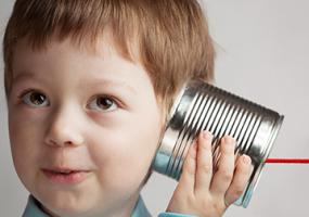 Atelier enfant pour découvrir les différents troubles de l'audition