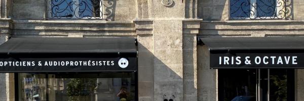 IRIS&OCTAVE audioprothésiste et opticien à Bordeaux