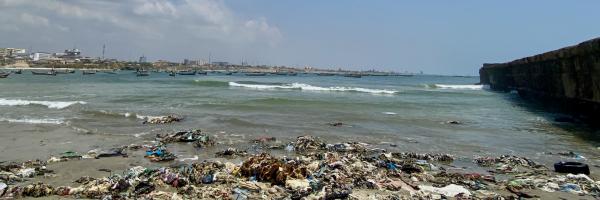 SEA2SEE lunettes écologique, déchets plastiques