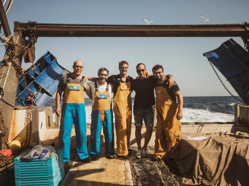 SEA2SEE lunettes écologiques, pécheurs concernés