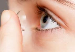 lentilles de contact bordeaux et adaptation