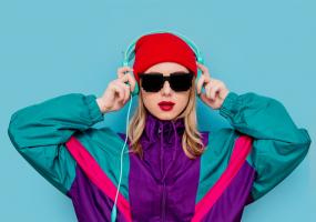 lunettes mode femme, protection anti bruit